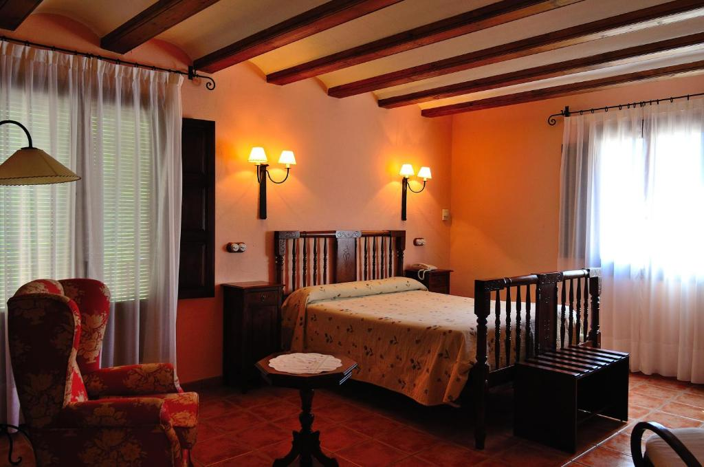 boutique hotels in albarracín  16