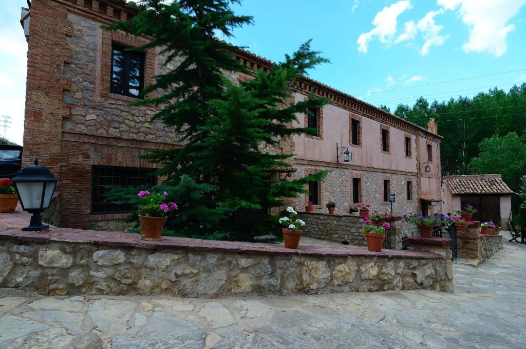 boutique hotels in albarracín  1
