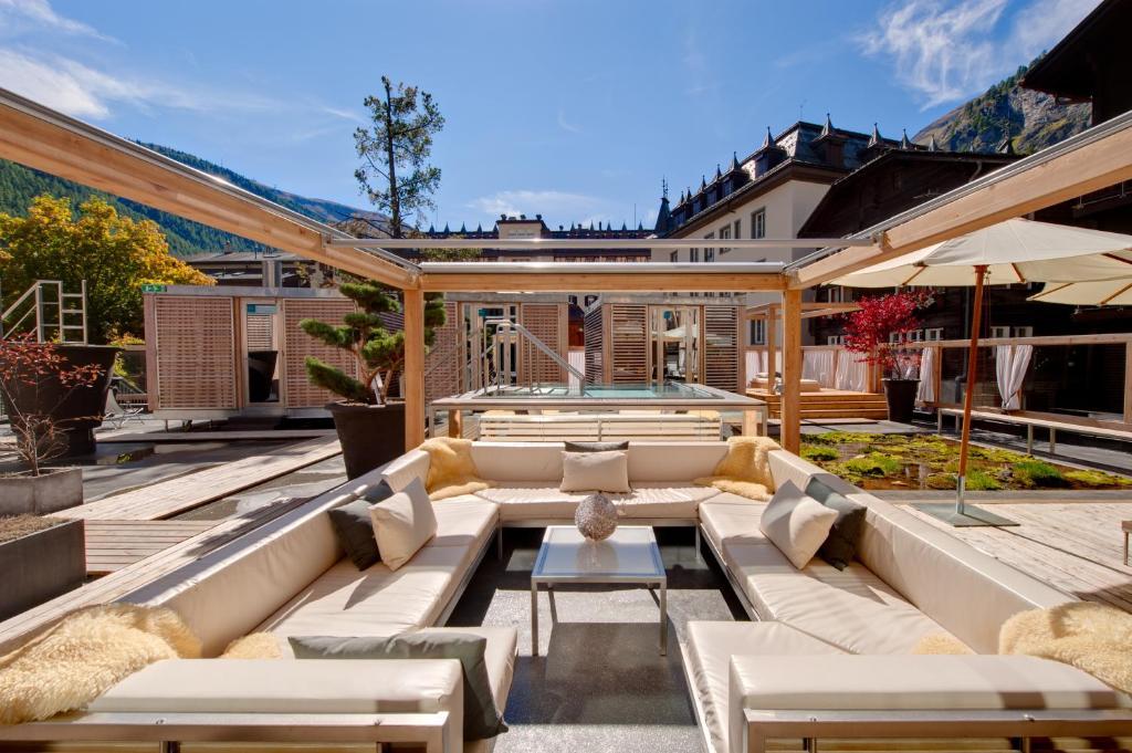 Backstage hotel zermatt 2018 world 39 s best hotels for Boutique hotel schweiz