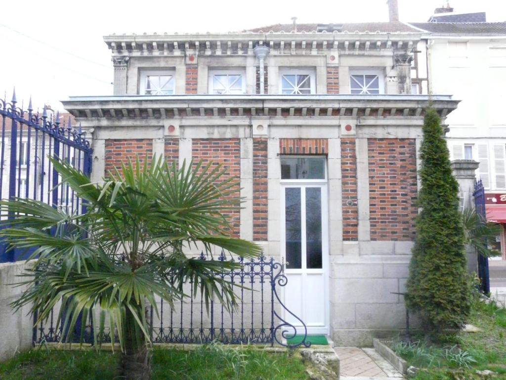 Appartement les caudalies frankrijk ch lons en champagne for Design appartement frankrijk
