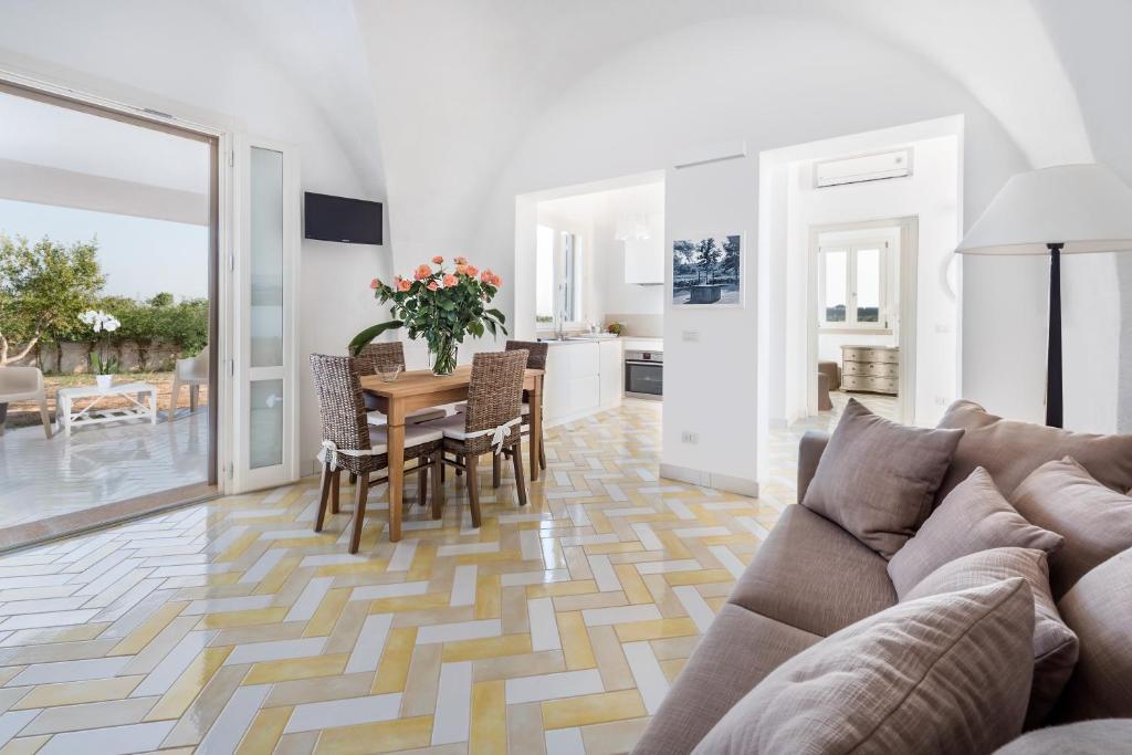 Ferienwohnung Firriato Hospitality - Calamoni di (Italien Favignana ...