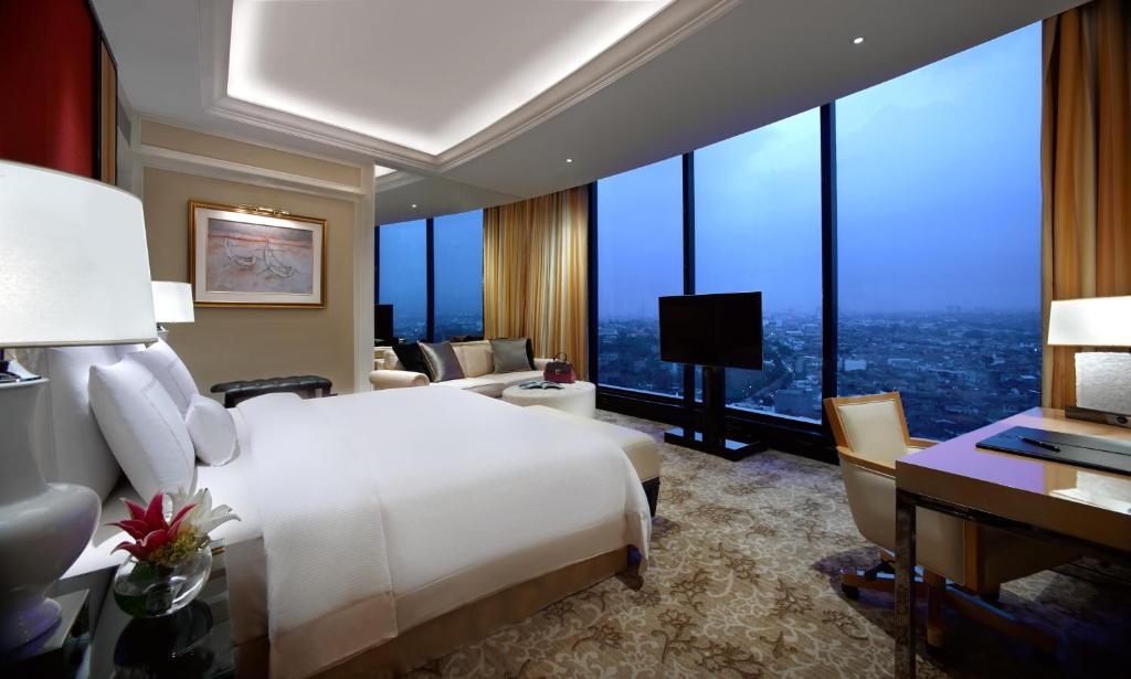 Hotel The Trans Luxury Bandung Indonesia