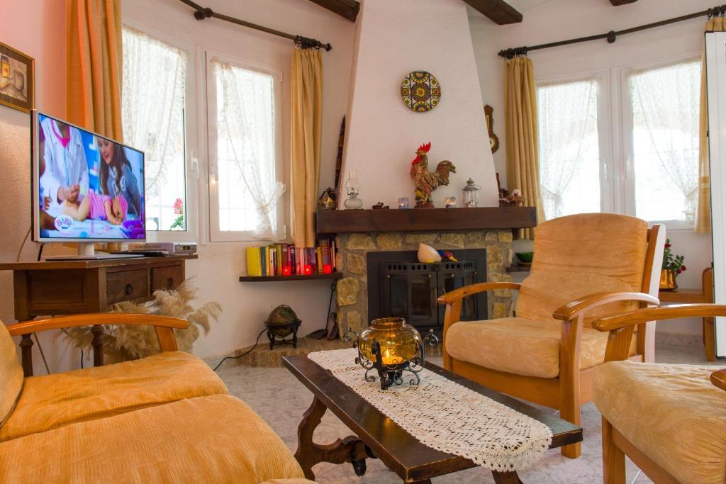 Bonita foto de Villa La Pansa