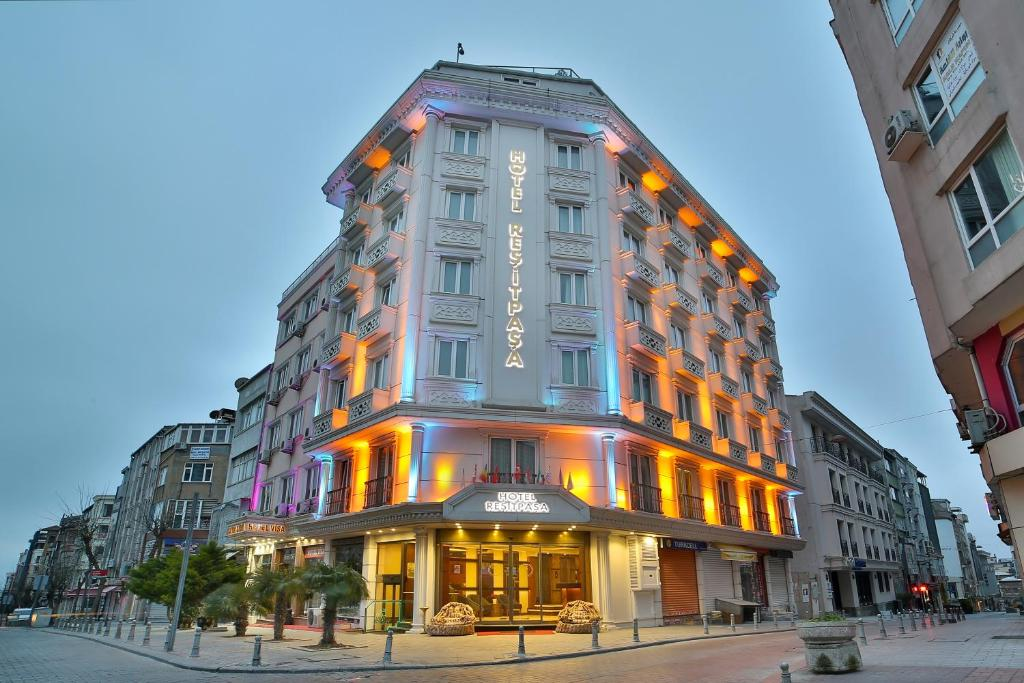 Hotel resitpasa istanbul turkey for Hotels in istanbul laleli area