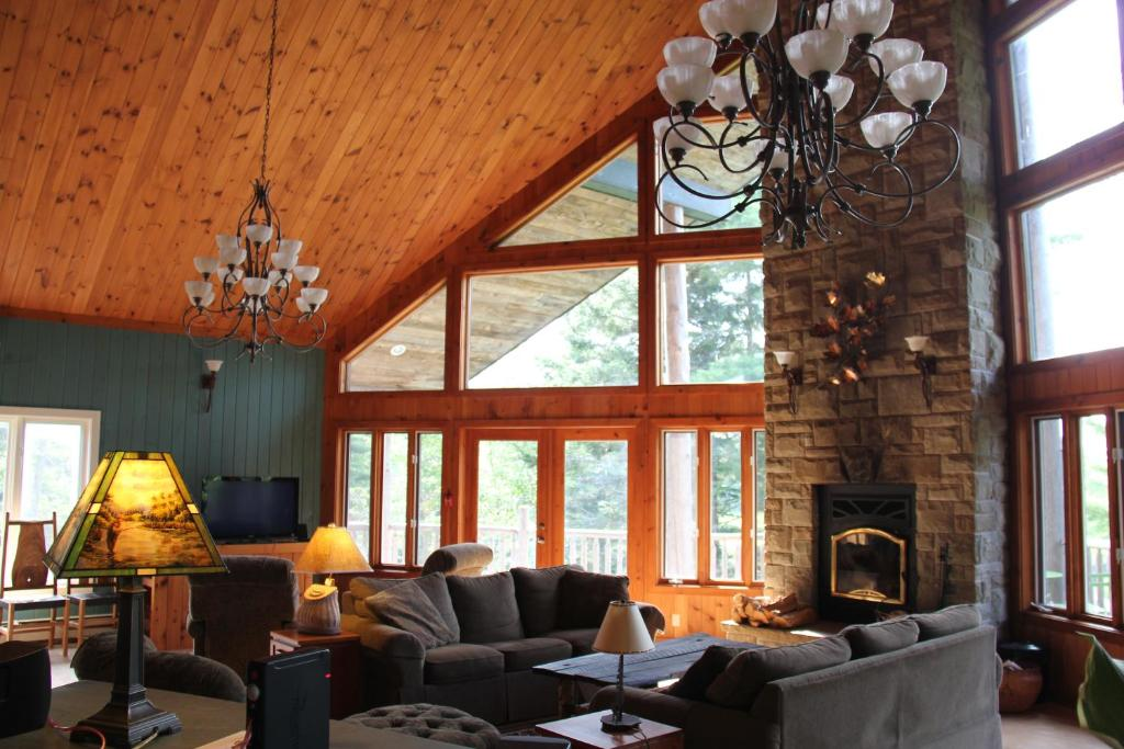Gallery image of this property. Trout Point Lodge  East Kemptville  Canada   Booking com
