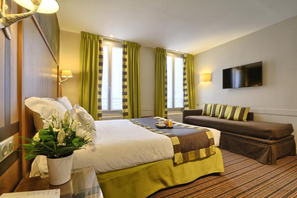 H tel mondial france paris for Reservation hotel monde