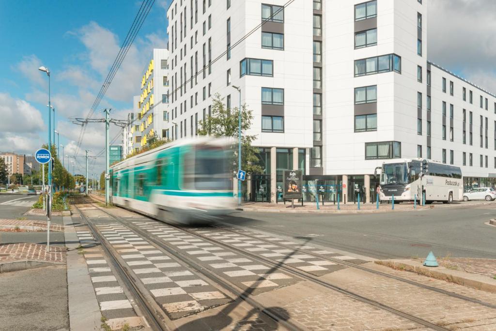Apartahotel Appart'City Paris Bobigny (Francia Bobigny ...