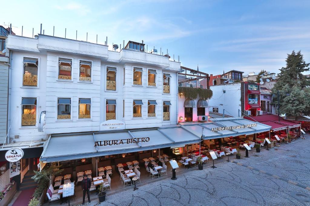 Senatus Hotel Special Class Turkei Istanbul Booking Com