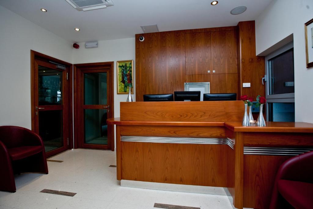 reservation hôtel zagreb croatie