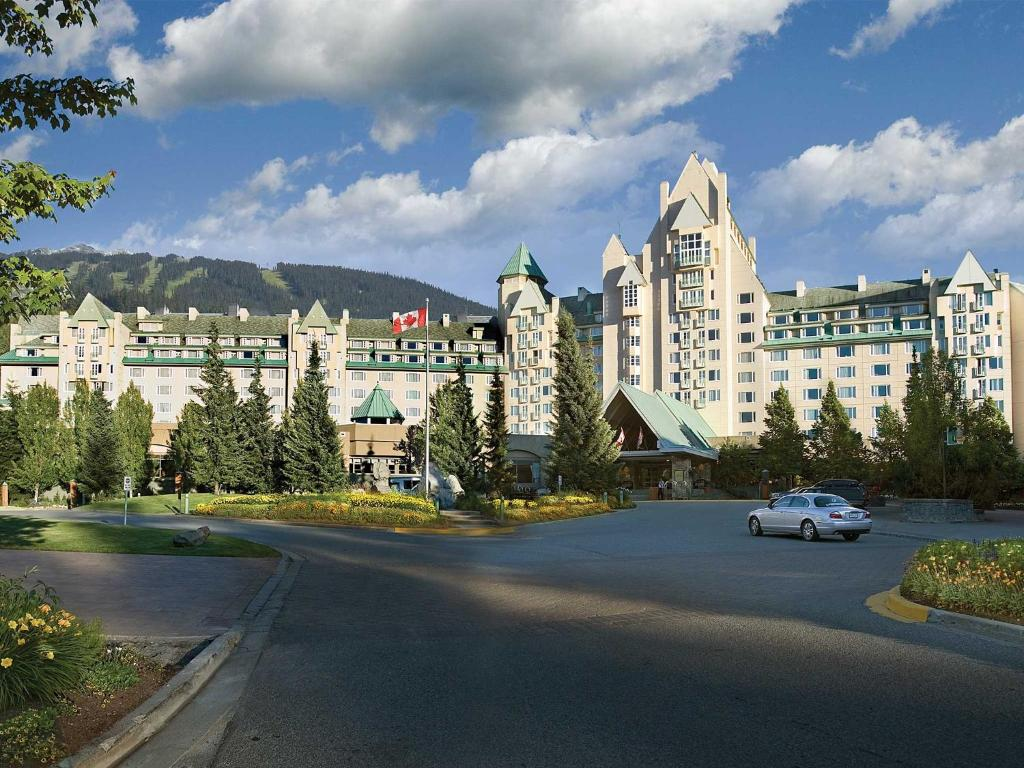 Resort Fairmont Chateau Whistler Canada Booking Com