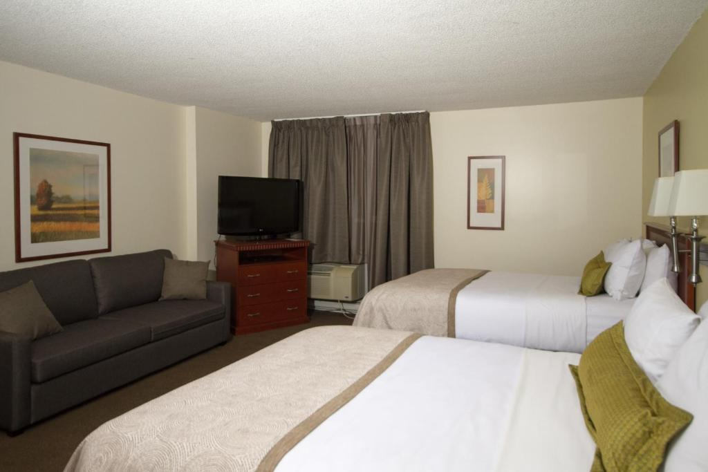 Appart 39 h tel candlewood montreal dwtn canada montr al for Appart hotel montreal