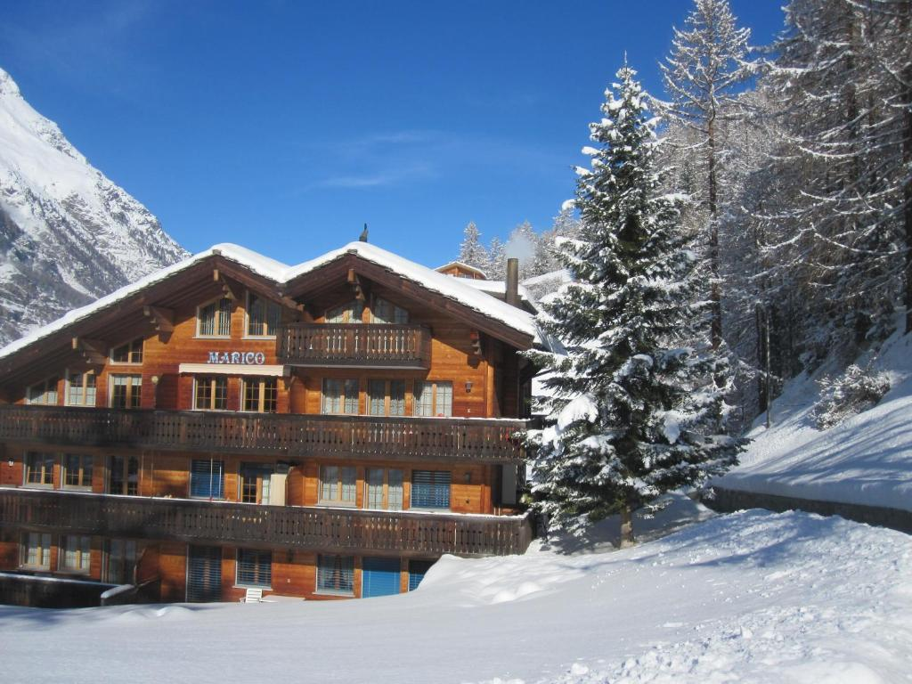 Apartment haus marico zermatt switzerland for Apartment haus