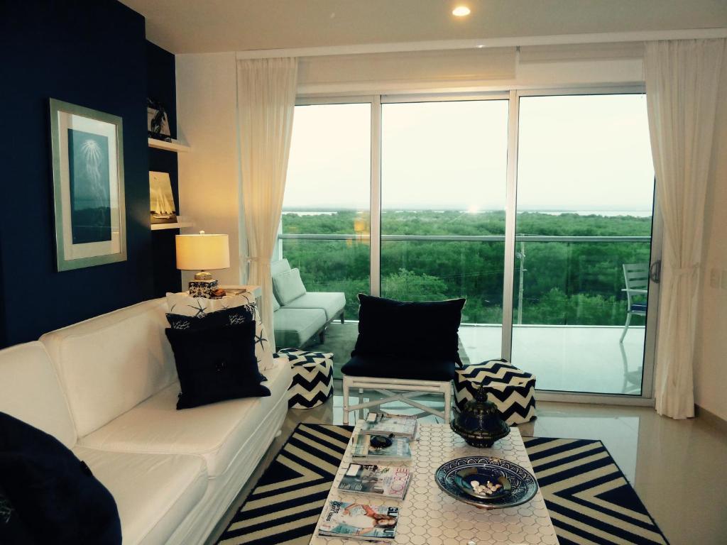 Cartagena Morros Ultra Deluxe Apt Cartagena De Indias Precios  # Muebles Cartagena Colombia
