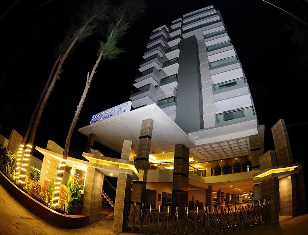 Neeshorgo hotel resort cox 39 s bazar bangladesh for Resevation hotel