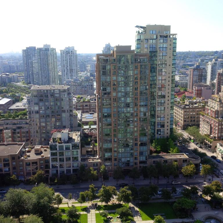 Vancouver Bc Canada: Apartment City View Yaletown Studio, Vancouver, Canada