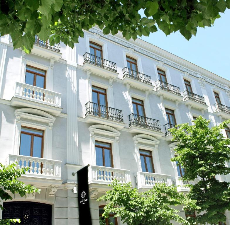 boutique hotels madrid provinz  272