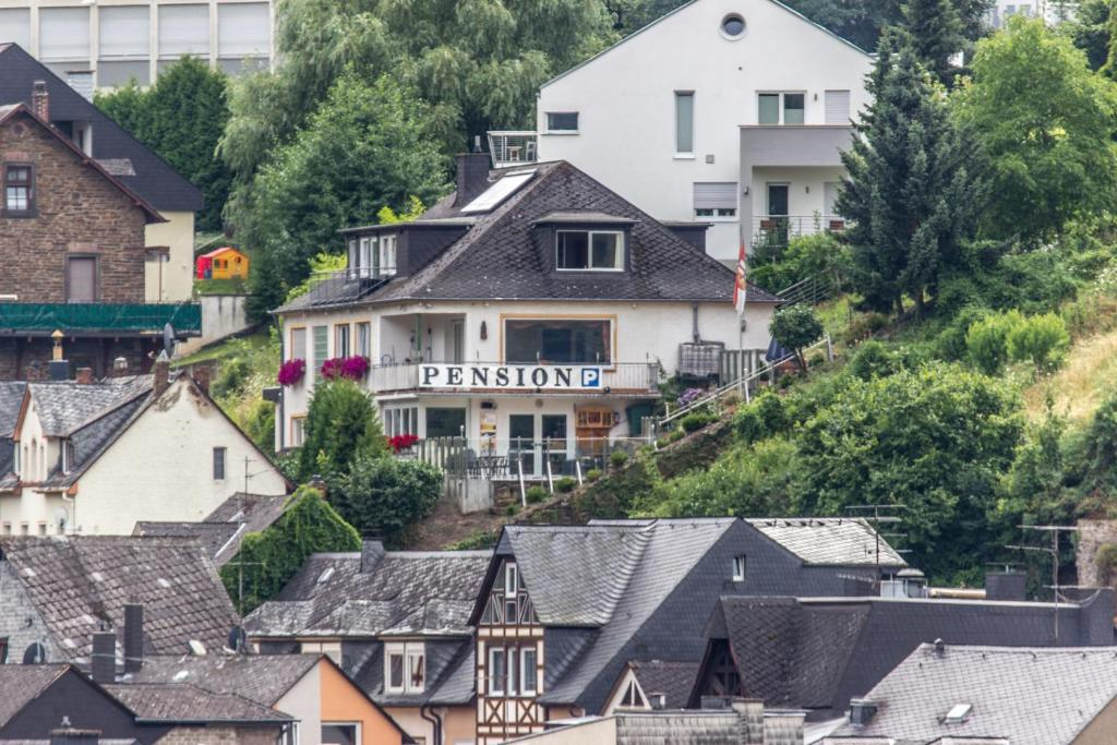 hotel villa tummelchen, cochem, germany - booking