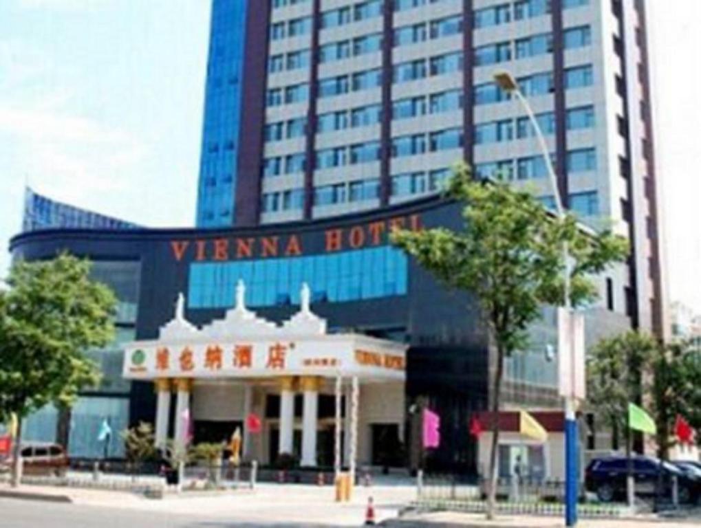 Vienna Hotel Qingdao Jiaozhou China Bookingcom - Jiaozhou city map