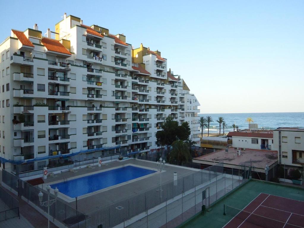 Peniscola playa apl 3 pe scola precios actualizados 2018 for Hotel playa peniscola