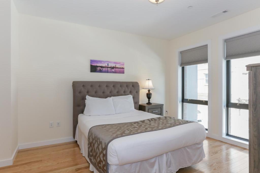 Apartment Evolve Fenway Diamond Boston USA
