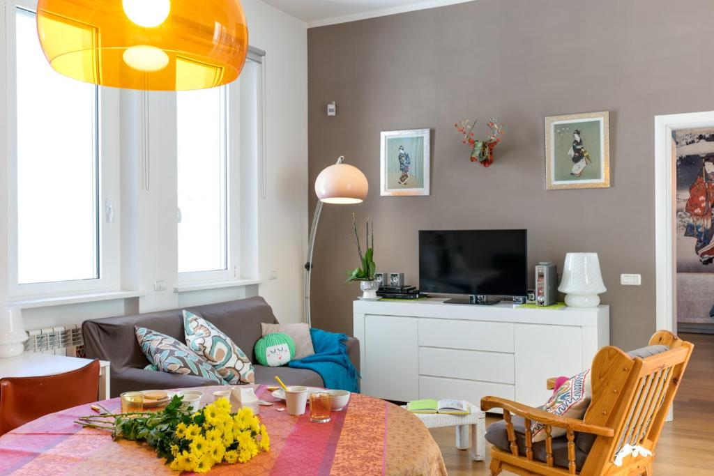 Apartman 1 Bed Flat w/ Terrace Great Area (Italija Rim) - Booking.com