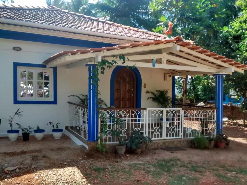 Rooms: Villa Uberlife Rooms Casa D.C.M & Esmeral, Bambolim, India