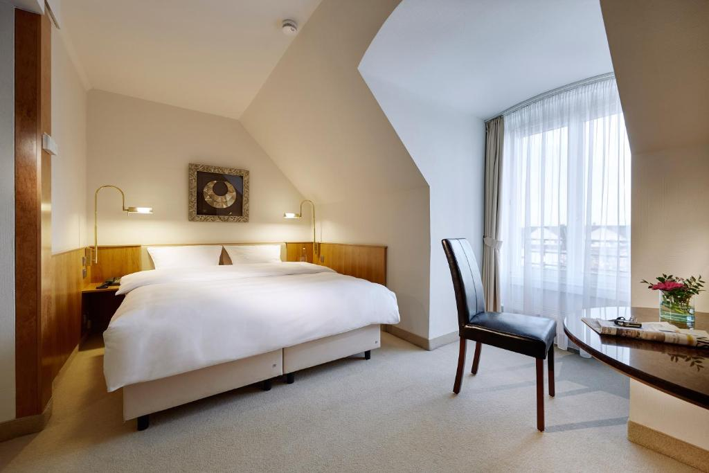 Hotel Lindner Dusseldorf Aprt Deutschland Dusseldorf Booking Com