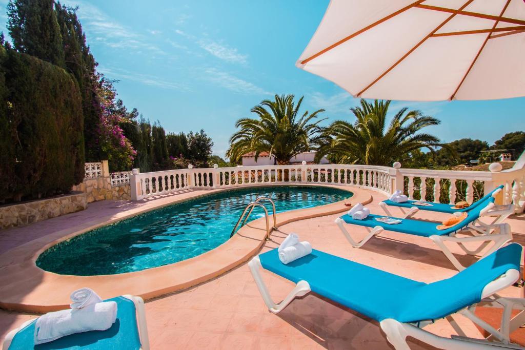 Bonita foto de Abahana Villa Elfriede