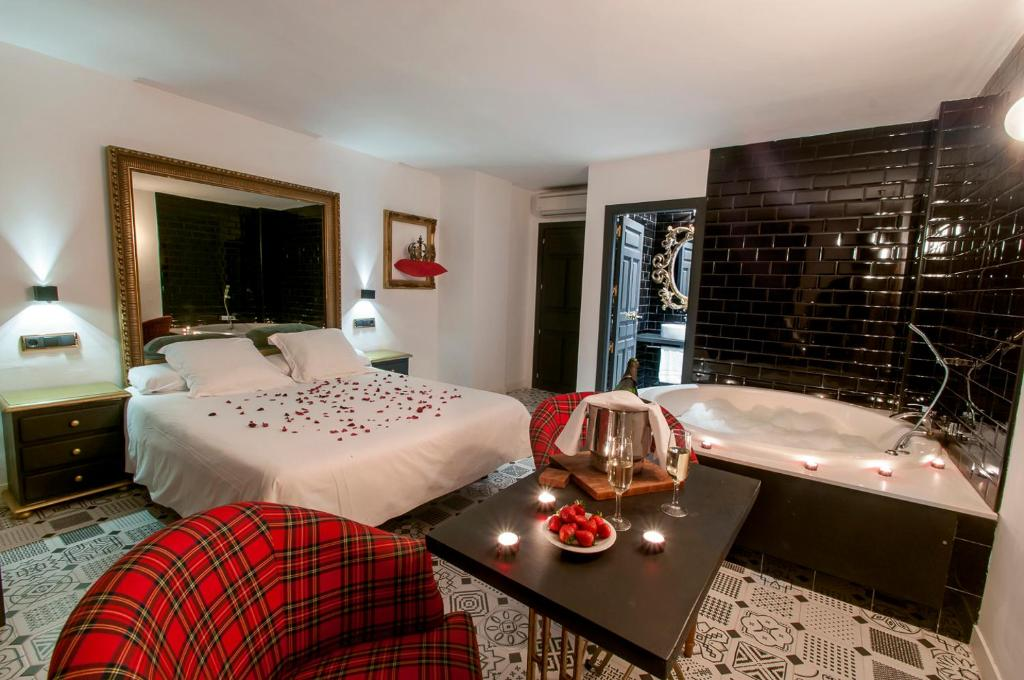 boutique hotels in segovia  136