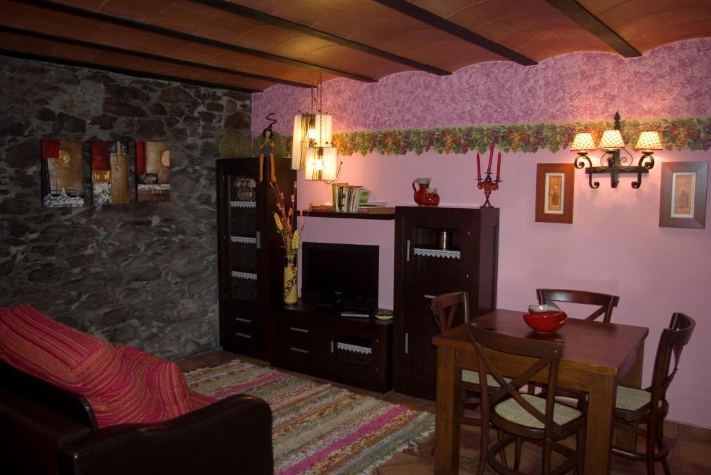 Apartamentos Rurales Acebo fotografía