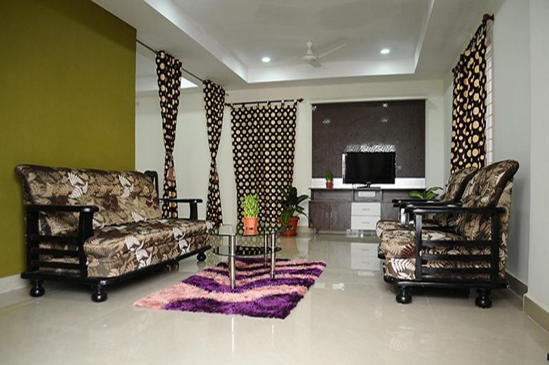 Prestige Service Apartment, Hyderabad, India - Booking.com