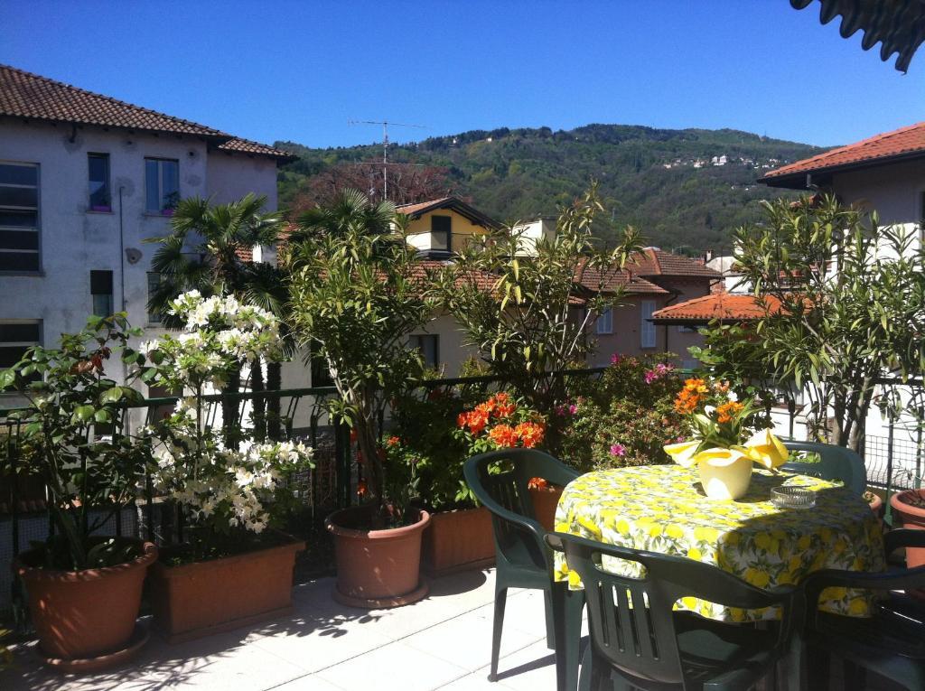 Apartman La Terrazza Degli Oleandri Italija Stresa