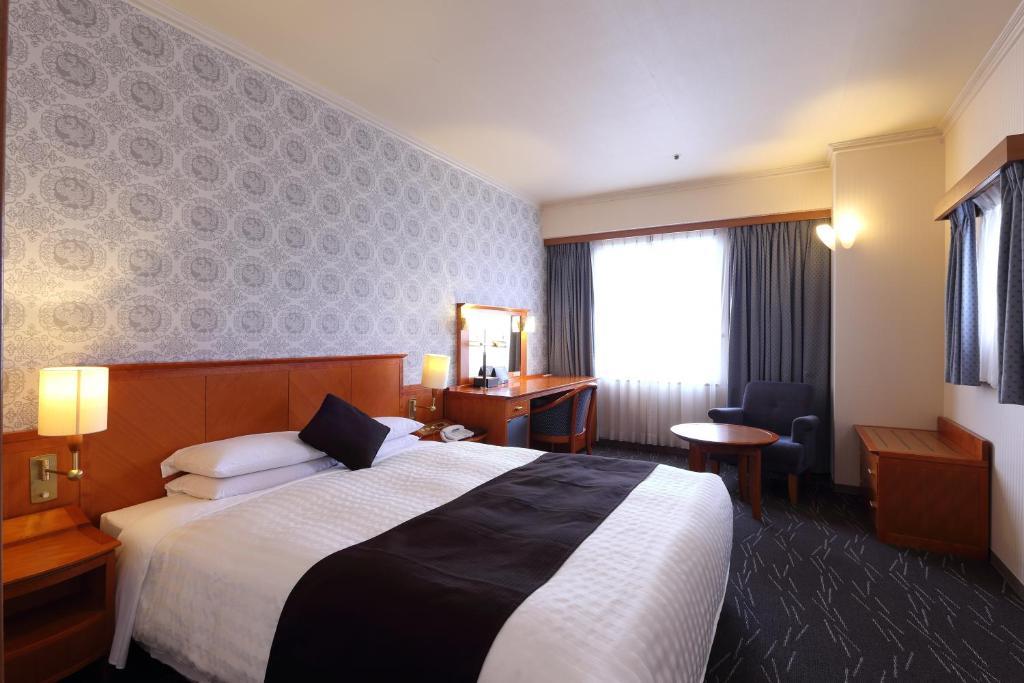 Nishitetsu Grand Hotel, Fukuoka, Japan - Booking.com