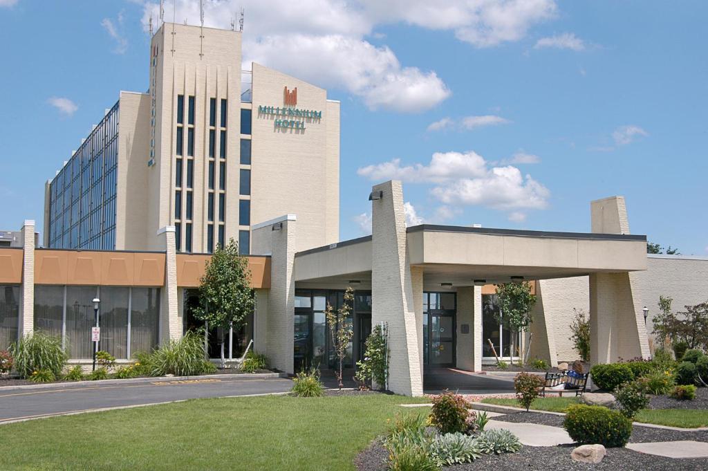 Hotel Millennium Buffalo Chewaga Ny Booking