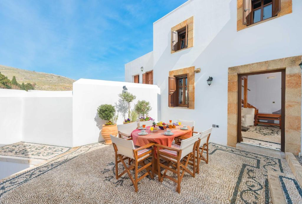 Residenza Maria Lindos Villa Lindos Updated 2018 Prices
