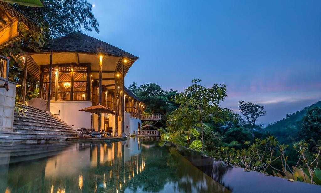 casabrina vacation villas raub malaysia