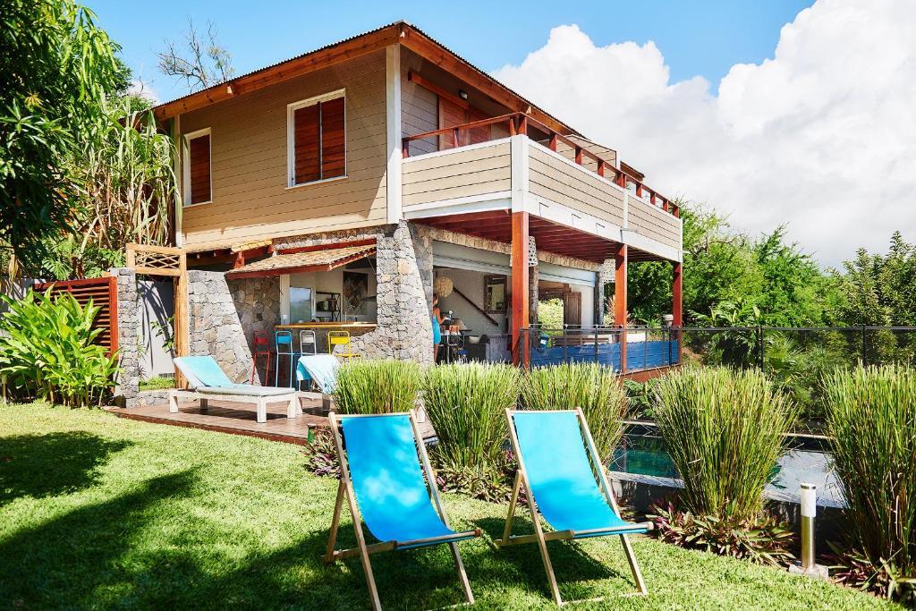 La Villa Paille En Queue SaintGilles Les Bains  Tarifs