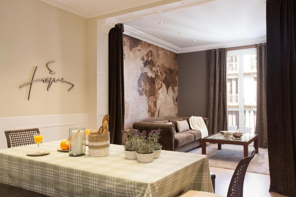 Imagen del Enjoybcn Tapies Apartments