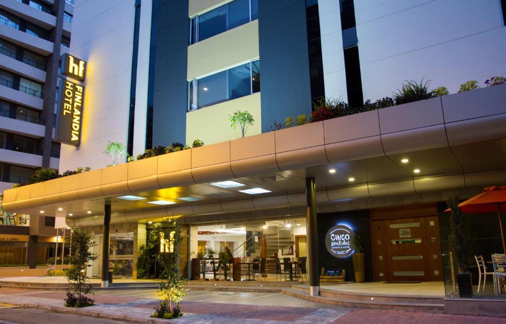 reservation hôtel quito equateur