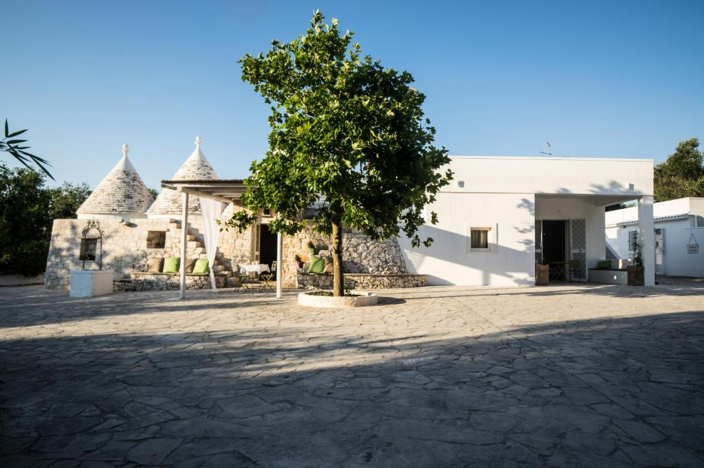 Bed and Breakfast Trulli Le Icone, Cisternino, Italy - Booking.com