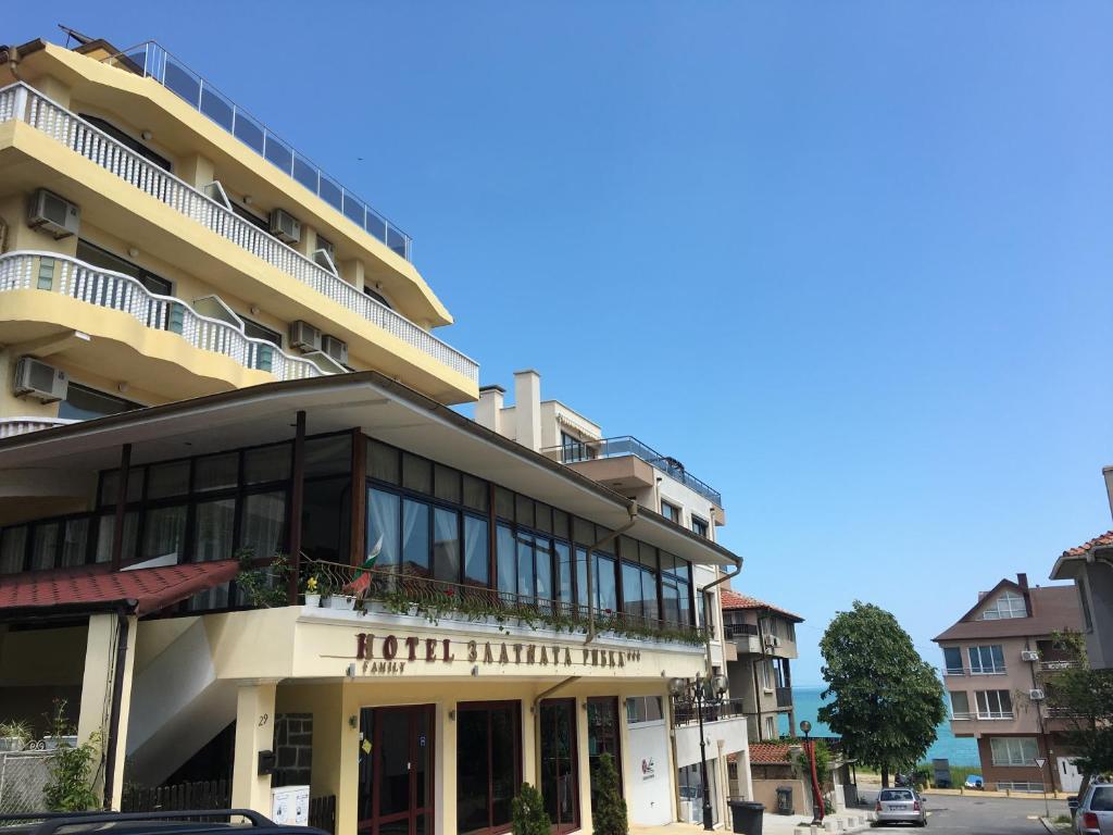 Хотел Семеен хотел Златната рибка - Созопол