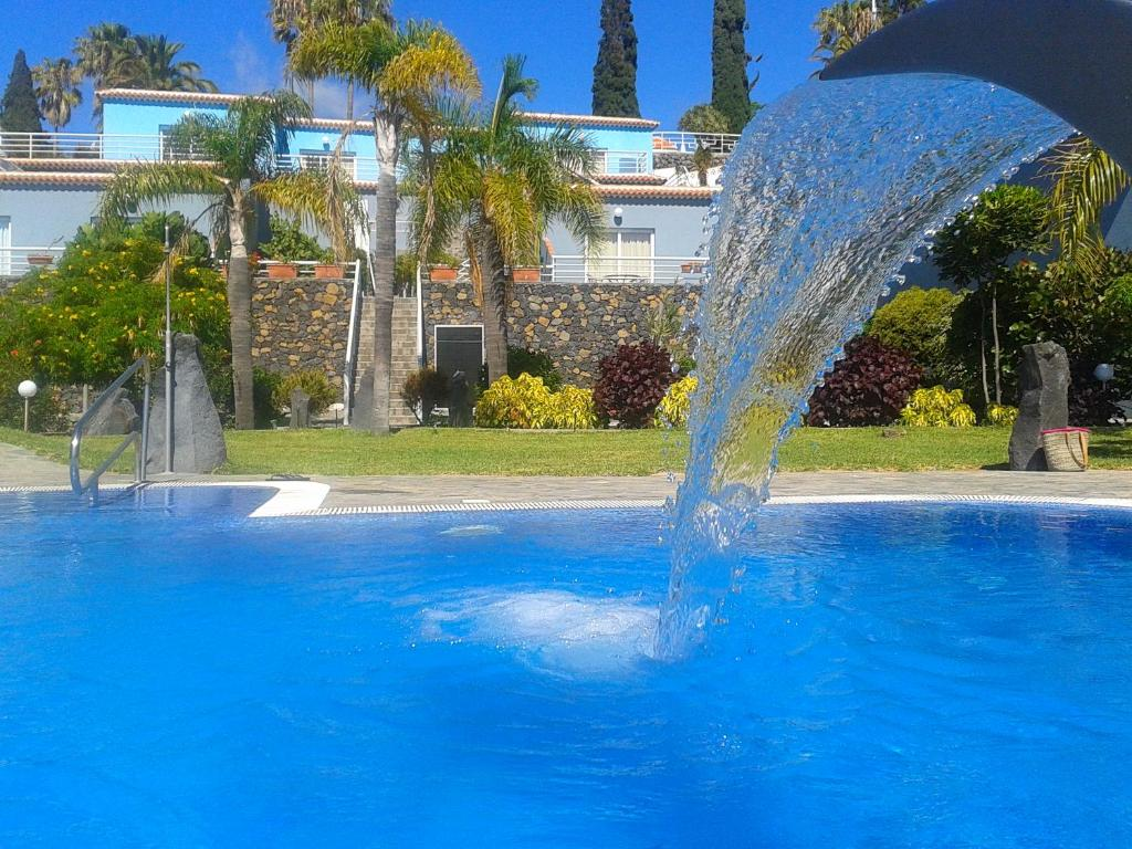 Hotels In Barrial La Palma Island