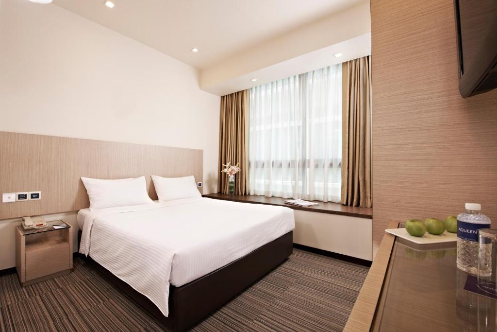 Aqueen Hotel Lavender, Singapore, Singapore - Booking com
