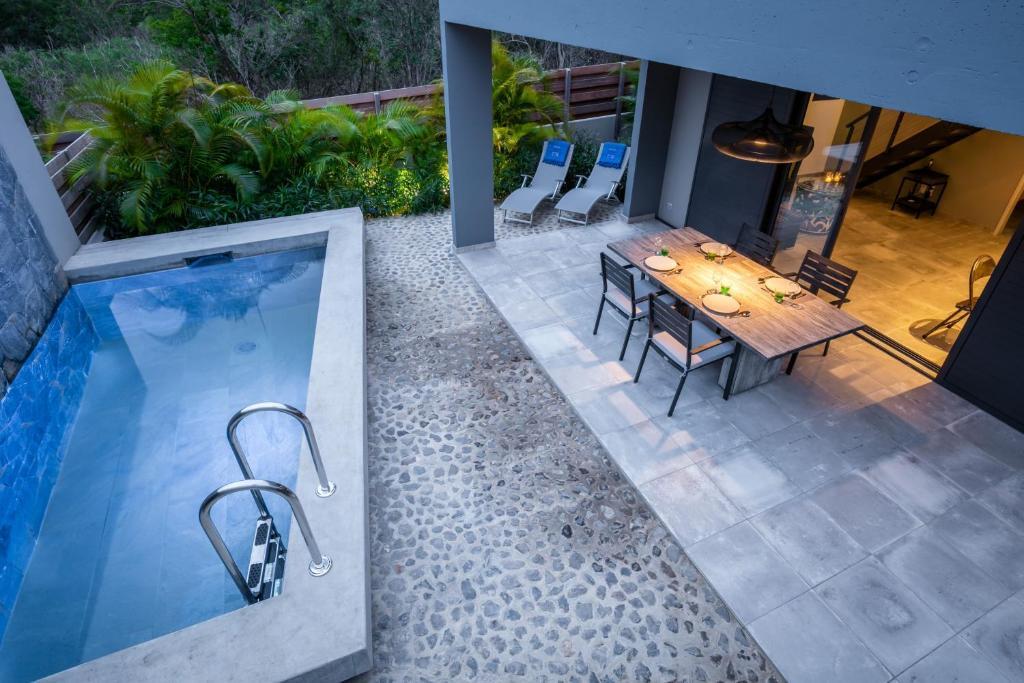 Villa le jardin des les saint barth gustavia for Les jardins de la villa booking