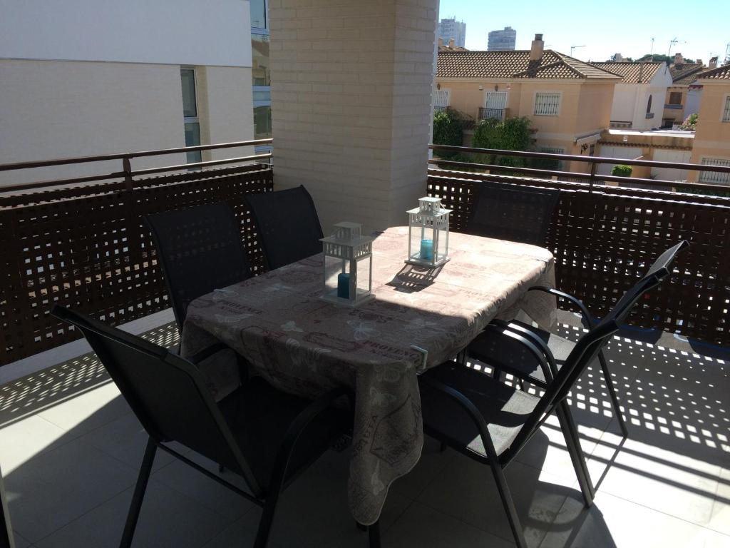 Apartment El Mirador Santiago De La Ribera Spain Booking Com