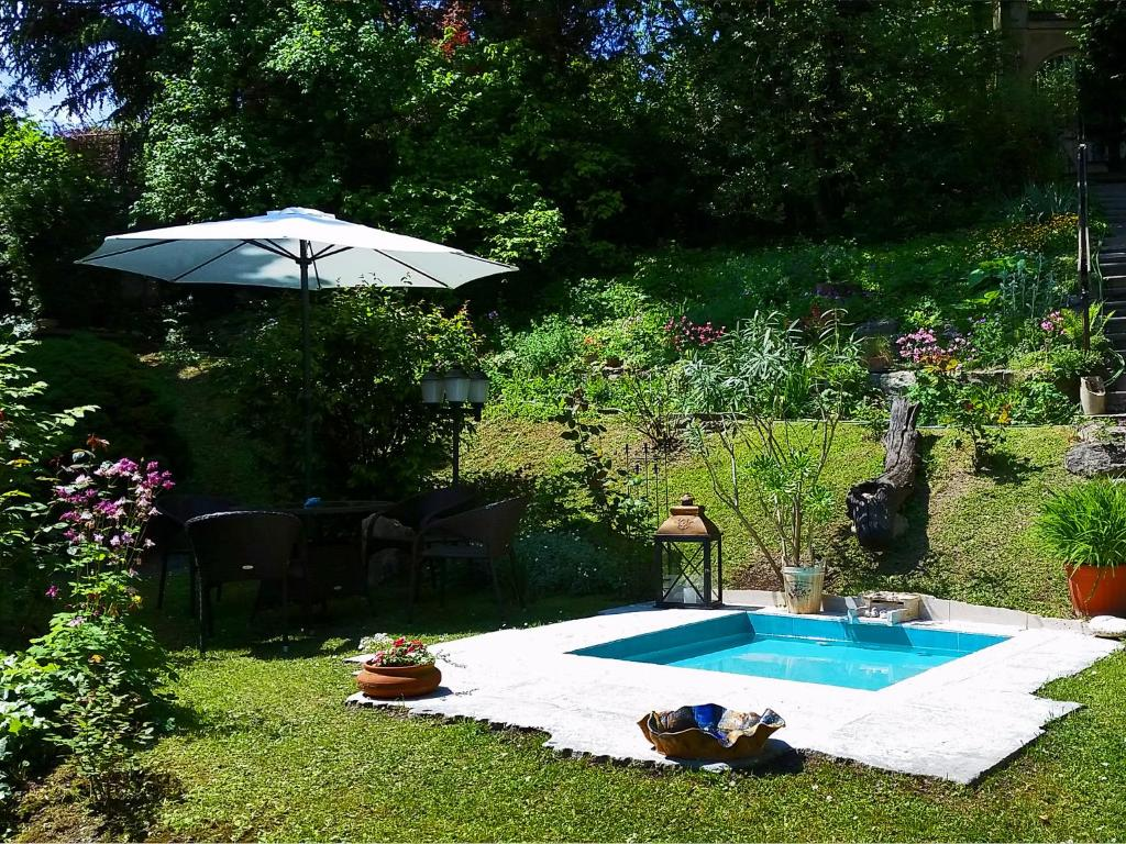 The swimming pool at or near Citadella Guesthouse