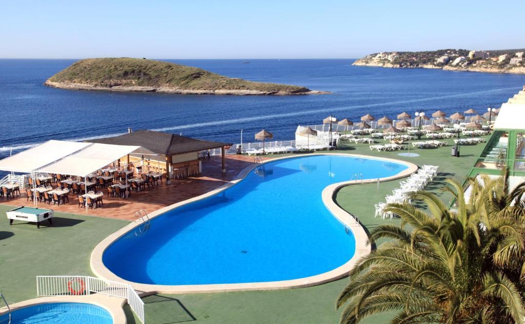 Trh Torrenova Hotel  Magaluf  Spain