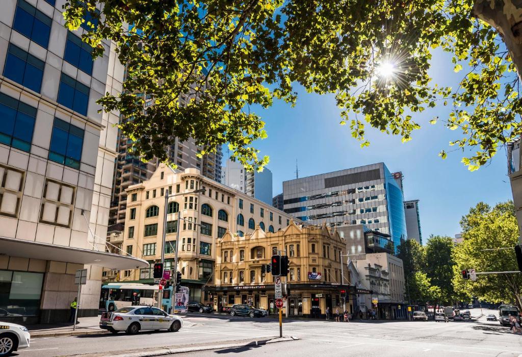 Condo Hotel Oaks On Castlereagh  Sydney Central  Australia