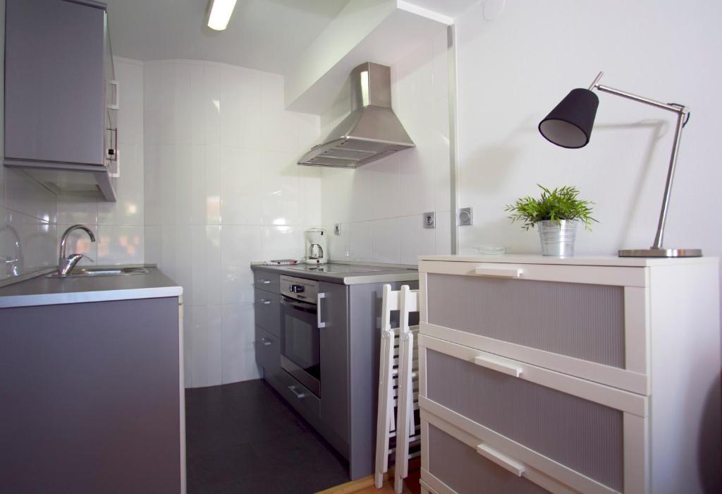 gran imagen de Apartamentos Sercotel Jauregui