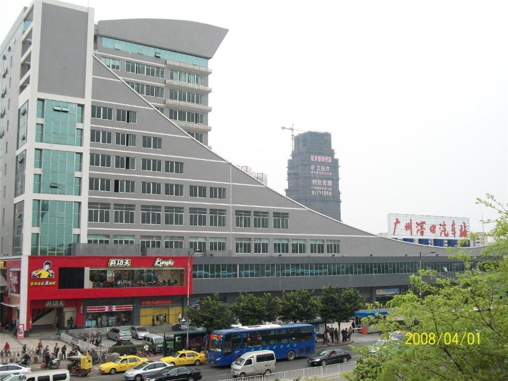 7 Days Inn Guangzhou Fang Cun Branch V8 Hotel Jiaokou Subway Branch Guangzhou China Bookingcom